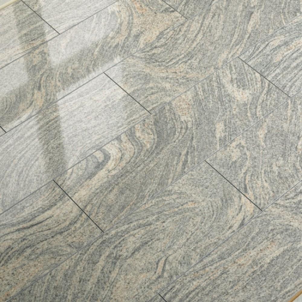 Ламинат Глянцевый ламинат ELESGO Юпарана V5 вид плитки